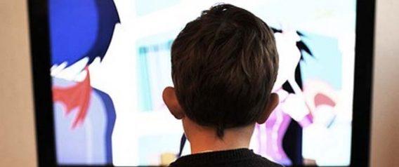 Does Watching TV Make Kids Violent?