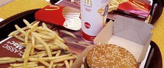 Just how bad is McDonald's food?